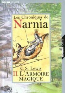 Narnia - Tome 2 - L'armoire magique